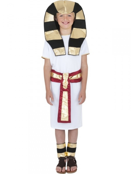 Dětský chlapecký kostým Faraon - Ptákoviny Smíchov 8f405abe75d