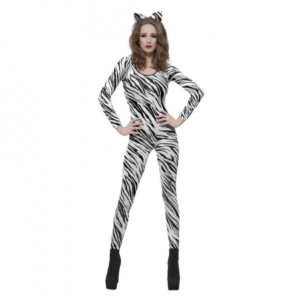Bodysuit overal - motiv Zebra - Ptákoviny Smíchov debf33e3322