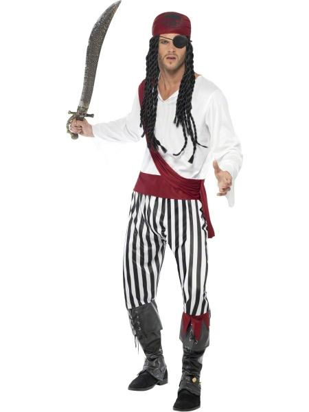 7e225ffacf96 Kostým - Pirát pruhovaný - Ptákoviny Smíchov