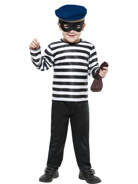 Dětský kostým - Malý zloděj - Ptákoviny Smíchov 62c34e665f7