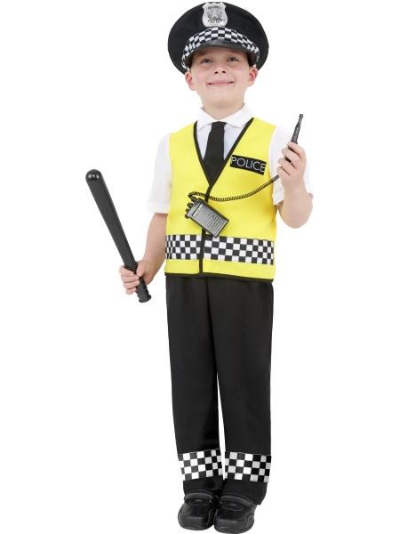 Dětský chlapecký kostým - Policista - Ptákoviny Smíchov 3dce7edb405